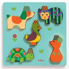 Djeco puzzle Yuko by Junzo Terada