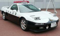 ホンダ・NSX|本田技研工業|警察パトロールカー・覆面パトカー車種写真画像