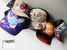 Caps ! by Nayade Caps, via Flickr