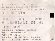 "Cinema: ""O Turista"" @ UCI, El Corte Ingles, Lisboa, a 15 de Janeiro de 2011."