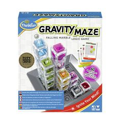 Thinkfun Gravity Maze denkspel