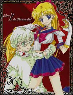 Sailor v & phantom ace