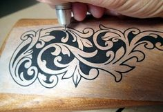 Wood Releif Carving Custom engraving Power Carving | Woodworkingguides.info