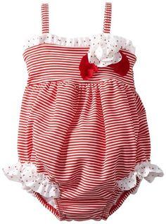 Kate Mack Baby-Girls Newborn Regatta Swim Bubble:Amazon:Clothing