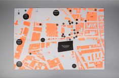 London Fruit and Wool Exchange Map Design, Sketch Design, Layout Design, Brochure Inspiration, Graphic Design Inspiration, Brochure Layout, Brochure Design, Westminster Map, Personal Project Ideas