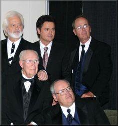 Merrill, Donny, Virl, Tom, Father.