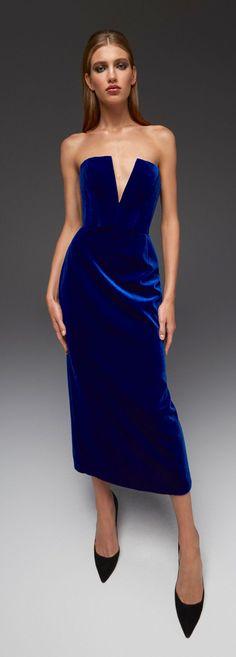 One Shoulder, Shoulder Dress, Velvet Fashion, Occasion Dresses, Pretty Dresses, Decor Styles, Fashion Dresses, Beautiful, Design