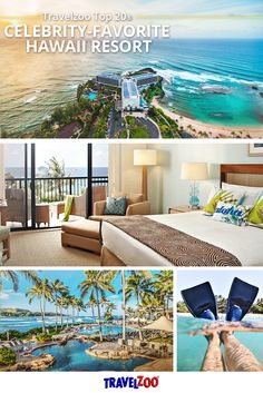 """Best travel deal! Travel + Leisure's """"Best Resort Hotels in Hawaii. Located on nearly 5 miles of prime beachfront, Turtle Bay's """"stunning views"""" (Fodor's) make it the perfect spot for a relaxing island getaway. Book before Sept. 9 at http://www.travelzoo.com/hotels/hawaii/-239-Oahu-Breathtaking-North-Shore-Oceanfront-Resort-2321786/?utm_source=_Pinterest&utm_medium=social&utm_campaign=TurtleBay&source=_pinterest 