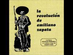 Early 70's LA REVOLUCIÓN DE EMILIANO ZAPATA ROCK MEXICANO FULL ALBUM