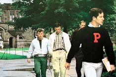 In 1965, Teruyoshi Hayashida, a Japanese fashion photographer, made a trip to all eight Ivy League schools. His work resulted in Take Ivy, a beautiful compilation of classic Ivy style that intensified Japanese interest in American style that persists today.