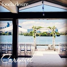 SAVE THE DATE  On Wednesday 28.01.15 Carousel opens its doors for our Annual Wedding Showcase. Join the team from food&desire, along with other Melbourne wedding suppliers for cocktails and canapés on the balcony. Doors open 5.30-8.30pm. For more...and offerings for those couples confirming on the night visit www.foodanddesire.com.au/special-offers See you there! And congratulations in your engagement too.