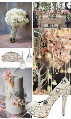Pretty in Pearls - Oh-Brides Wedding Magazine