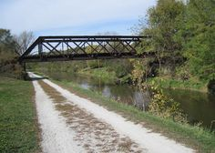 Illinois-Michigan Canal, Utica IL (photo by Angela Parson Myers)