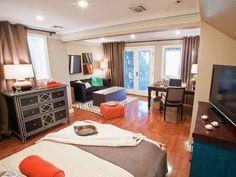 Eclectic | Bedrooms | Casey Noble : Designer Portfolio : HGTV - Home & Garden Television