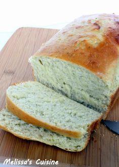 Melissa's Cuisine:  Dill Pickle Bread