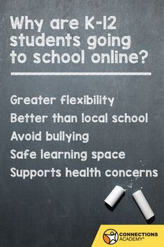 Families choose online public school for many reasons. Here are just a few! How could your child benefit from free online public school from home? Request a free catalog to learn more! Now enrolling for the 2016-17 school year.
