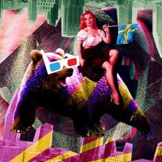 Collage #colour #art