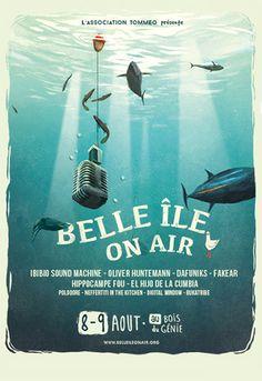 Belle Ile On Air, Le Palais (56360), Bretagne