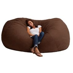 Comfort Research Fuf Extra Extra Large Bean Bag Sofa