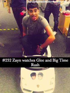Zayn. You make my day.