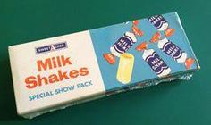 A box of Milk Shakes at the Saturday pictures (movies)I could only dream about getting these to share. Vintage Packaging, Vintage Labels, Those Were The Days, The Good Old Days, 1970s Childhood, Childhood Memories, Saturday Pictures, Picture Movie, I Remember When