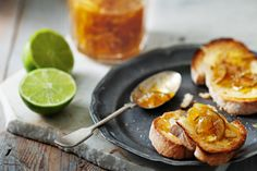 Liven up winter with the sunny taste of lime in this lick-your-lips marmalade, spread on hot buttered toast.