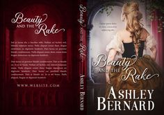 Beauty and the Rake - Historical Romance Premade Book Cover For Sale @ Beetiful Book Covers #bookcover #premade #premadebookcover #historicalromance #design #beetiful