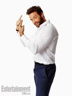 Comic-Con Star Portraits - The Wolverine's Hugh Jackman