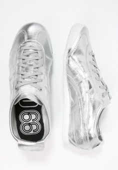 mexico 66 onitsuka silver
