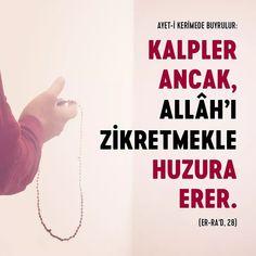 Kalpler❤  #kalp #huzur #zikir #ayetler #hayırlıcumalar #ayet #radsuresi #ilmisuffa