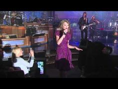Taylor Swift - Love Story (Live on Letterman) - - Capital Hoedown 2012 - August 11 #country_music #ottawa #Capital_Hoedown