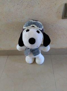 Snoopy aviador