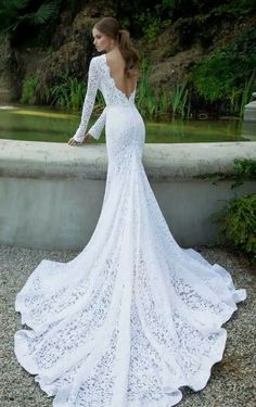 Perfection In A Dress Wedding Dresses Berta Backless With Sleeves