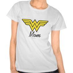 Wonder Mom Classic T-Shirt $22.95