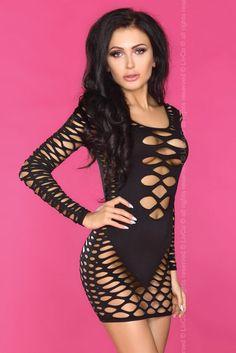 d182dc17d7 elenara-koszulka-lc-60018 Club Dresses