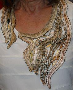 Bobbin lace M. Gorgojo
