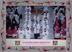 5-ADVIENTO APERTURA A LA MISA DEL 24 DE DICIEMBRE DEL VATICANO 2012.    †♠LOURDES MARIA†♠