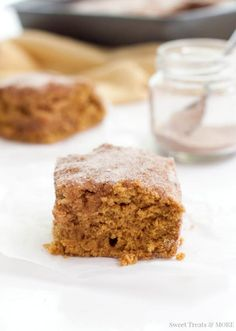 The perfect fall cake for breakfast or afternoon snack~ loaded with pumpkin and coated in cinnamon-sugar topping! I was hoping I'd go into labor on Labor Day, but instead we spent the day at ...