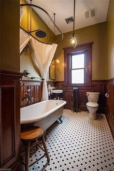 Bathroom decor for your master bathroom renovation. Discover bathroom organization, master bathroom decor a few ideas, bathroom tile tips, bathroom paint colors, and more. Bad Inspiration, Bathroom Inspiration, Bathroom Ideas, Bathroom Organization, Bathroom Renovations, Bathroom Designs, Rental Bathroom, Bathroom Bin, Concrete Bathroom