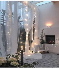 With DelightFULL you will find unique home lighting inspirations! More informati… With DelightFULL you will find unique home lighting inspirations! Interior, Living Room Decor, House Styles, Home Decor, Home Lighting, Home Deco, Living Room Lighting, Interior Design, Fairy Lights Bedroom