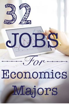 Explore jobs for economics majors just starting out as well as those with more experience. Plus, learn how to decide if grad school is right for you!