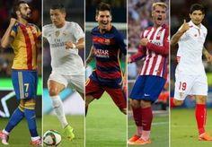 Madrid, Atleti, Sevilla, Valencia y Villarreal podrían ser sancionados como el Barça