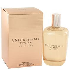 Unforgivable Perfume By Sean John EDP Spray 4.2 Oz (125 Ml) For Women