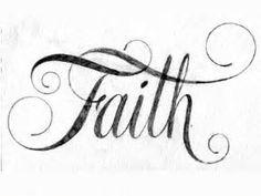 Faith by Cory Say - Dribbble Tattoo 1