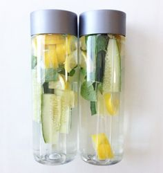 Detox Water - Fat Flush — Alexa Jean Brown