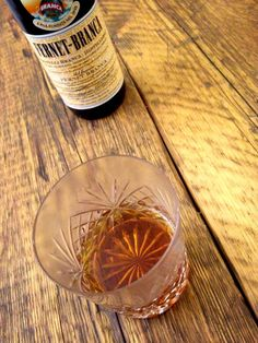 Friday Cocktail: 4 Ways with Fernet Branca - gorgeous Italian bitters | Vinspire (cocktails recipes in the link!)