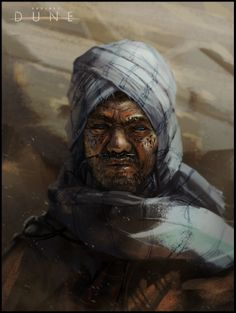 Project Dune - Fremen Sietch Leader