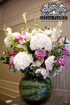 Vancouver Celsia Florist: Wedding Arrangements- Vancouver Florist | Flickr - Photo Sharing!
