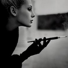 If I were a smoker I'd do it with style :P