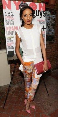 shop Selita Ebanks's exact outfit!